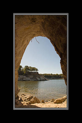 Photograph - Eisenhower State Park Texas by Charles Beeler