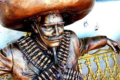 El Bandito Art Print
