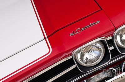 V8 Chevelle Photograph - El Camino 06 by Rick Piper Photography