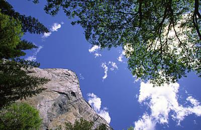 Photograph - El Capitan by Byron Jorjorian