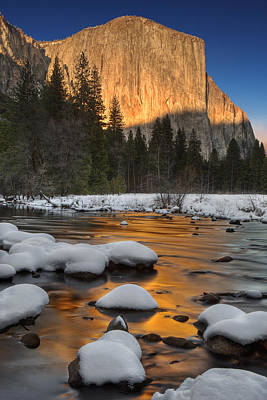 Photograph - El Capitan by David Orias
