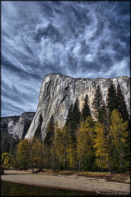 Photograph - El Capitan by Erika Fawcett