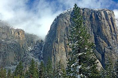 Photograph - El Capitan II - Yosemite National Park by Jim Pavelle