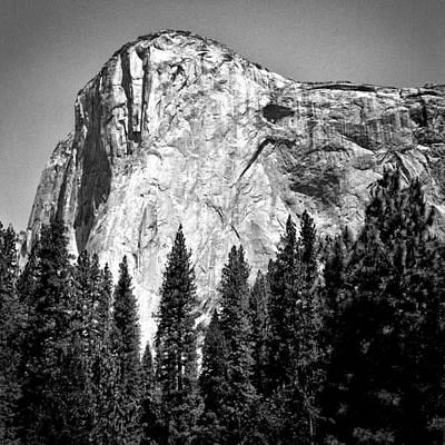 Photograph - El Capitan by Jeff Burton