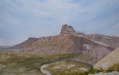 Painting - El Capitan  by Joel Deutsch