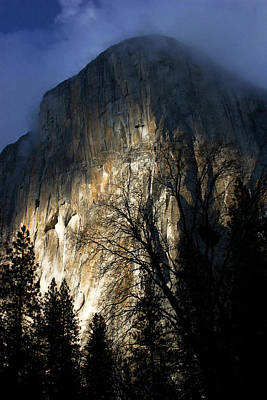 Photograph - El Capitan by Kyle Simpson