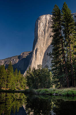 Photograph - El Capitan Morning by Greg Nyquist
