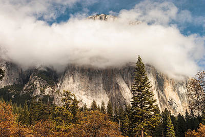Photograph - El Capitan by Muhie Kanawati