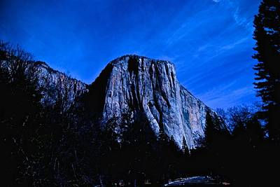 Photograph - El Capitan Of Yosemite by Eric Tressler