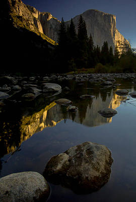 Wall Art - Photograph - El Capitan Sunrise by William Sanger