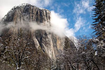 Photograph - El Capitan - Yosemite Np by Jim Pavelle