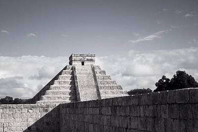 Photograph - El Castillo by Richie Stewart