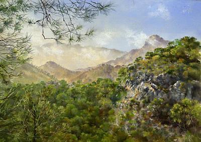 El Fuerte Print by Margaret Merry