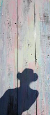 Photograph - El Hombre Door by Asha Carolyn Young