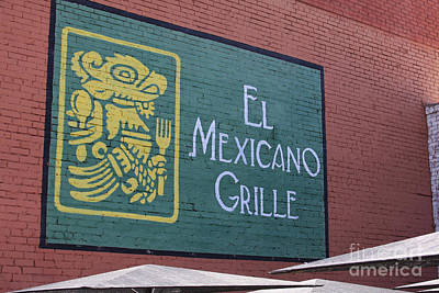 Photograph - El Mexicano Grille by Jerry Bunger