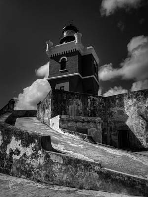 Photograph - El Morro 001 by Lance Vaughn