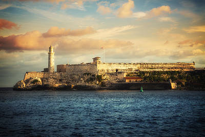 Photograph - El Morro At Sunrise by Levin Rodriguez