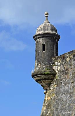Photograph - El Morro Garita by Shanna Hyatt
