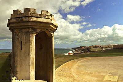 Photograph - El Morro by Hany J