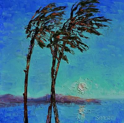 Sea Of Cortez Painting - El Norte by Lynee Sapere