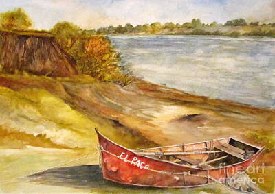 Painting - El Paco by Madie Horne
