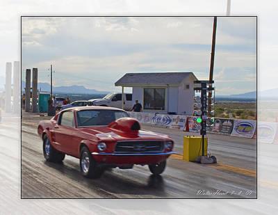 Keith Richards - El Paso Drag Racing6 by Walter Herrit