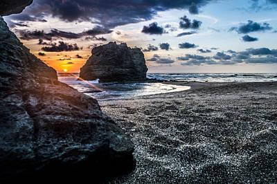 Photograph - El Penon Sunset by Matt Nordstrom