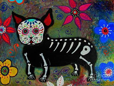 Painting - El Perro by Pristine Cartera Turkus