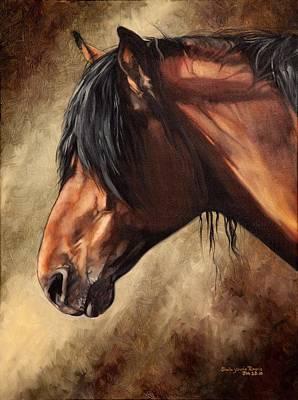 El Peruano Art Print by Shaila Yovan Tenorio