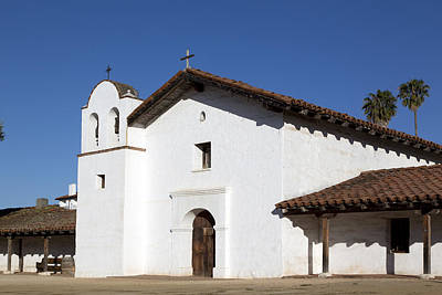 Photograph - El Presidio Real De Santa Barbara by Carol M Highsmith