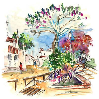 Pilgrimage Painting - El Rocio 07 by Miki De Goodaboom