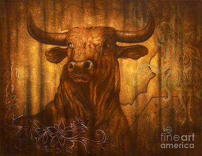 El Toro - The Pride Of Spain Art Print