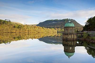 Photograph - Elan Valley Straining Tower by Stephen Taylor