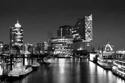 Photograph - Elbe Philharmonic Hall - Hamburg by Marc Huebner
