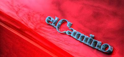 Jerry Sodorff Royalty-Free and Rights-Managed Images - elCamino 14741 by Jerry Sodorff