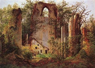 Eldena Monastary Ruins Original