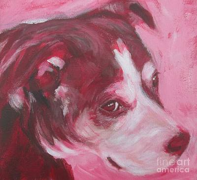Painting - Elderbull by Lesley McVicar