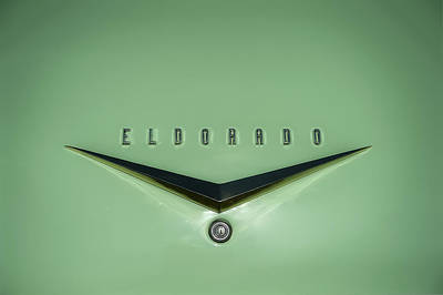 Chrome Wall Art - Photograph - Eldorado by Scott Norris