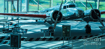 Lockheed Electra Photograph - Electra by Rich Priest