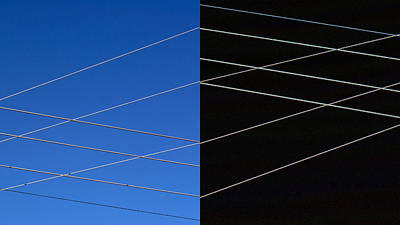 Photograph - Electrical Grid by Tikvah's Hope