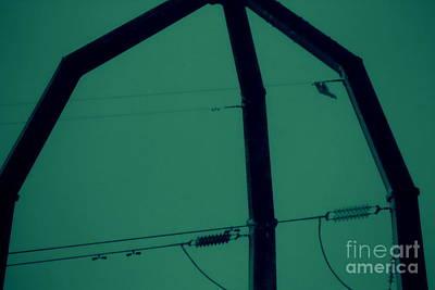 Photograph - Electrical Vi by A K Dayton