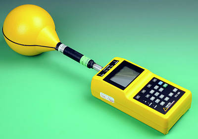 Electronic Photograph - Electromagnetic Field Analyser by Public Health England