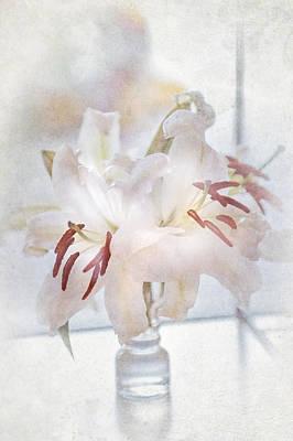 Elegance De Elegance Art Print by Jenny Rainbow