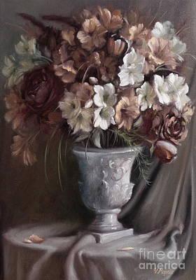 Elegant Bouquet Original by Viktoria K Majestic