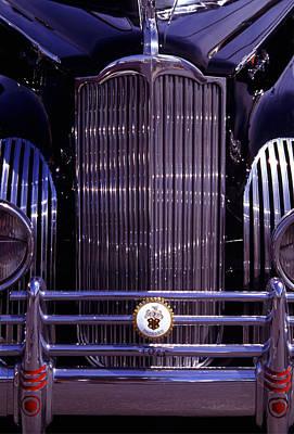 Photograph - Elegant Packard by Martin Sullivan