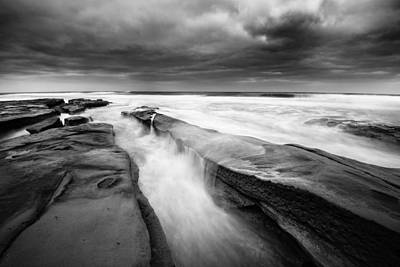 Marine Layer Photograph - Elemental Forces by Alexander Kunz