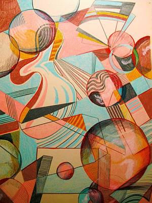 Elements Art Print by John  Duplantis