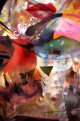 Elements Of Estrogen  Art Print