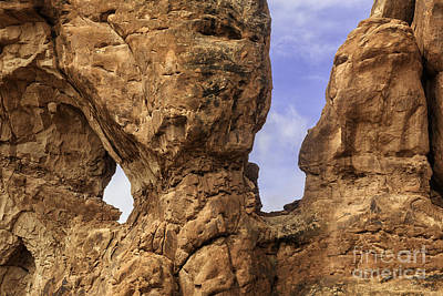 Photograph - Elephant Arch Abstract by Stuart Gordon