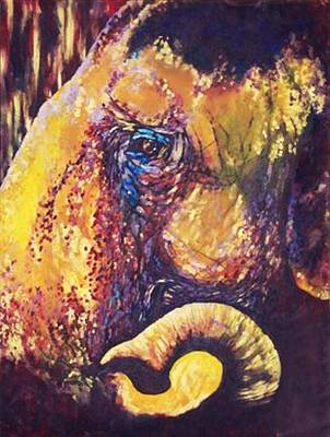 Painting - Elephant by Marisa Salazar